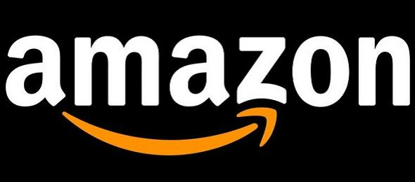 Amazon Logo schwarz