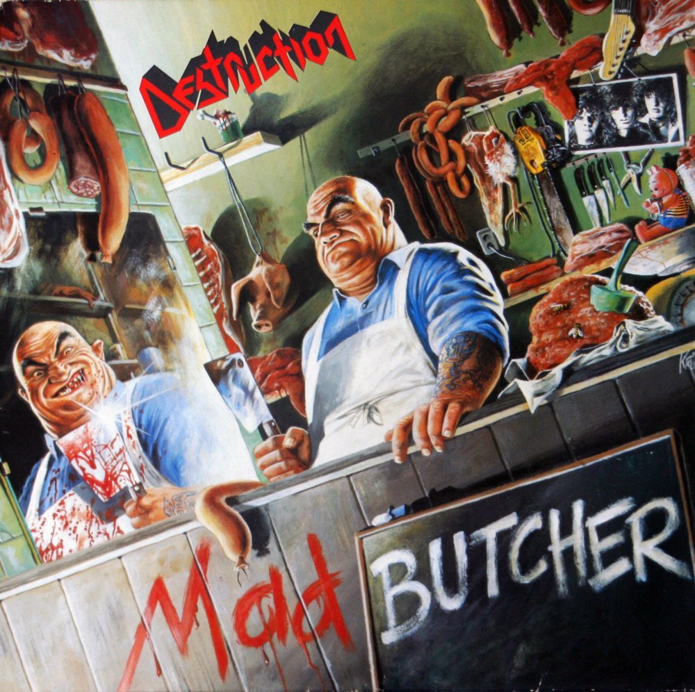 Mad Buthcer (1987)